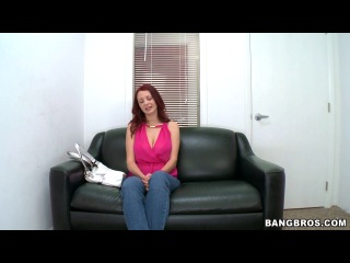 720p BangBros.com Jessica Robbins – Red-Head Gets Fucked